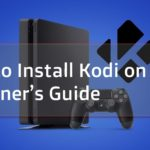 install kodi on ps4