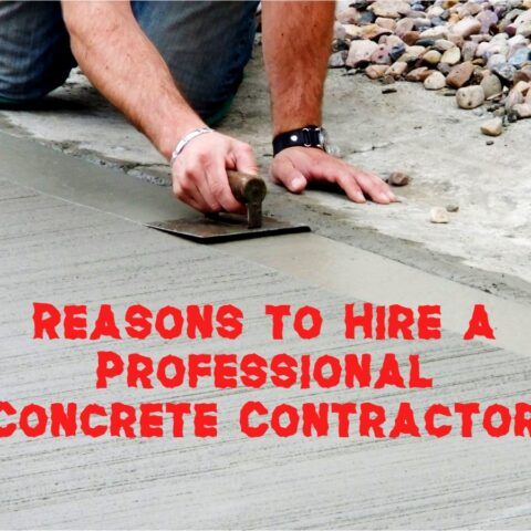 reasons to hire a professional concrete contractor